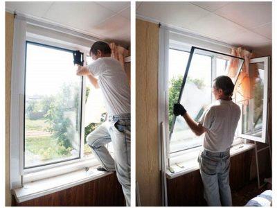 Замена стеклопакетов в Домодедово